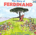 The Story of Ferdinand by Munro Leaf, illus by Robert Lawson