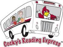 cocky reading express