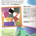 p. 88 from The Great Big Art Activity Book Click to enlarge