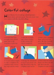 p. 42-43 from The Usborne Art Treasury. Click to enlarge.