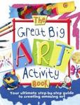 great big art activity book