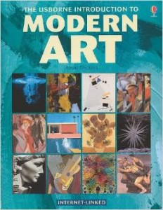 usborne introduction to modern art