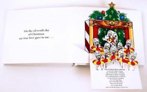 12 bugs of christmas page