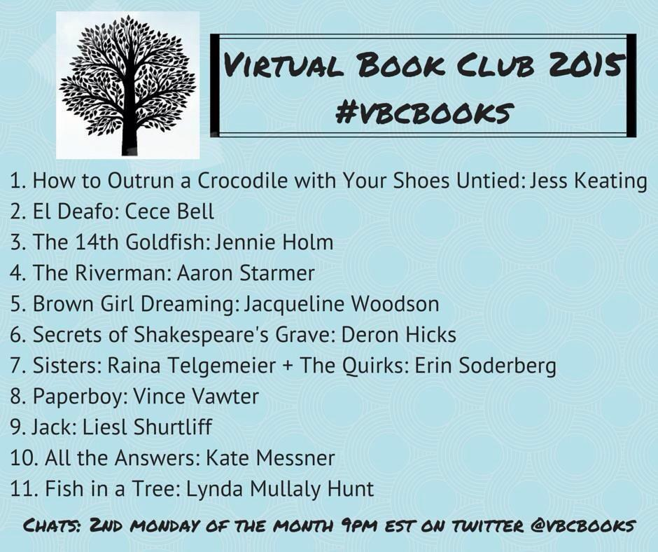 Virtual Book Club 2015