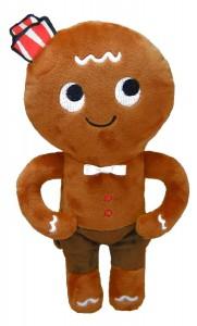 gingerbread man doll