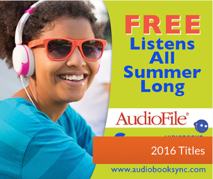 Free Sync Audiobooks for Teens
